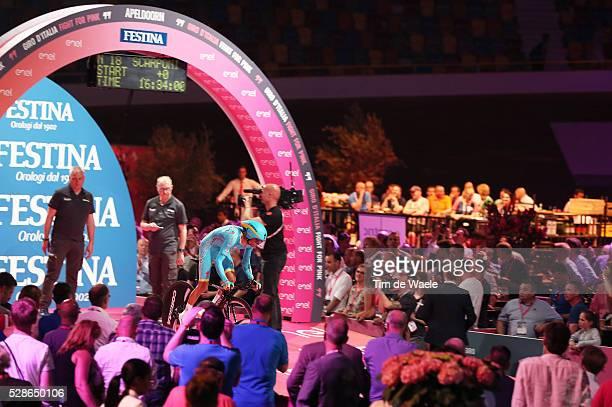 99th Tour of Italy 2016 / Stage 1 Start / Michele SCARPONI / Apeldoorn - Apeldoorn / Time Trial ITT / Giro /