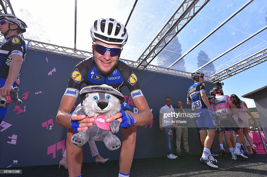 Cycling: 99th Tour of Italy 2016 / Stage 10 : News Photo