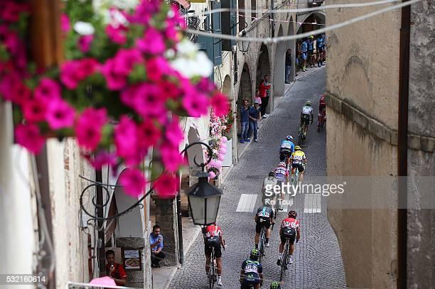 99th Tour of Italy 2016 / Stage 11 Illustration / Peloton / ASOLO City / Landscape / Modena Asolo / Giro /