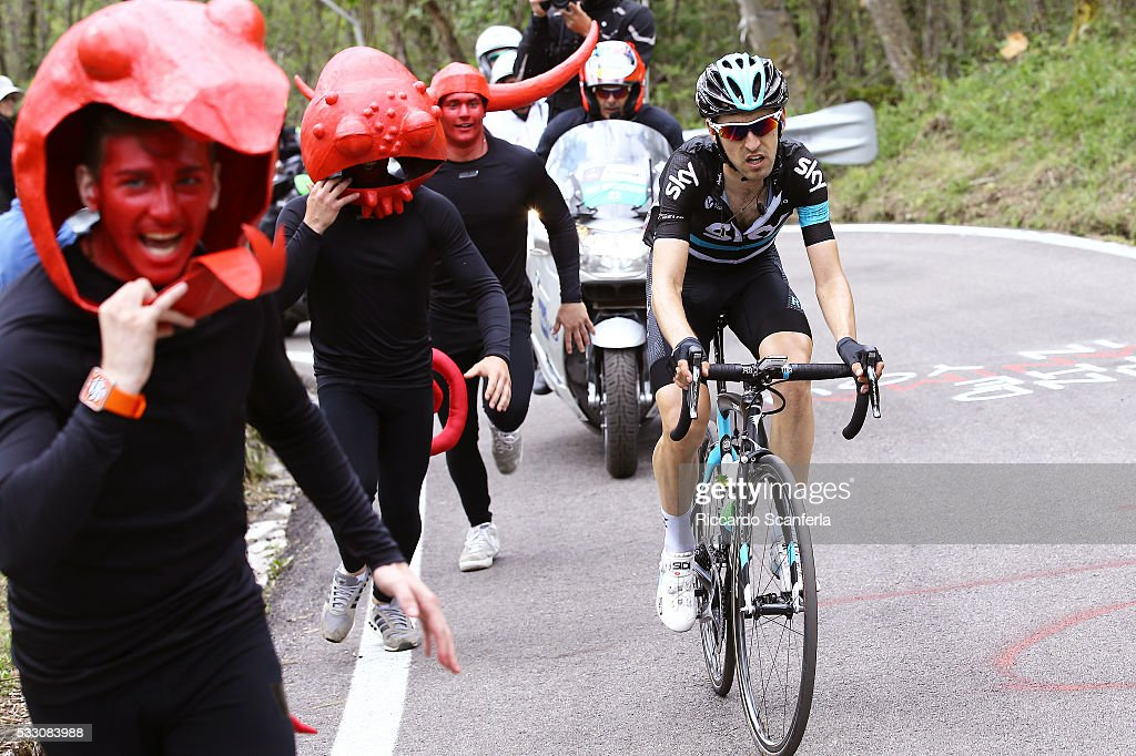 Cycling: 99th Tour of Italy 2016 / Stage 13 : News Photo