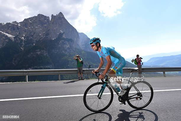99th Tour of Italy 2016 / Stage 15 Michele SCARPONI / Castelrotto / Kastelruth Alpe Di Suisi / Seiseralm 1844m / Time Trial ITT/ Giro /
