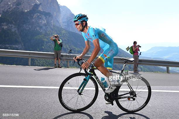 99th Tour of Italy 2016 / Stage 15 Michele SCARPONI / Castelrotto / Kastelruth Alpe Di Siusi / Seiseralm 1844m / Giro / Time Trial ITT /