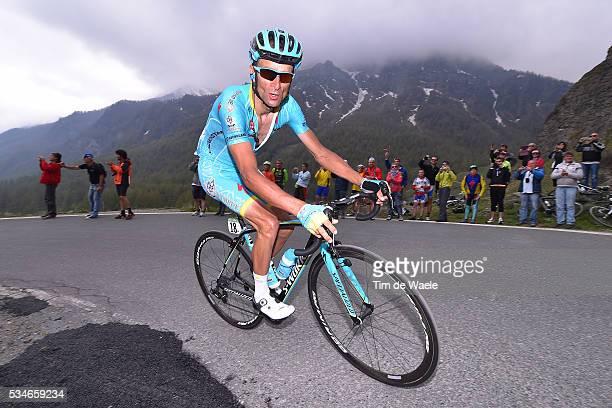 99th Tour of Italy 2016 / Stage 19 Michele SCARPONI / Colle Dell'Agnello 2744m / Pinerolo Risoul 1862m / Giro /