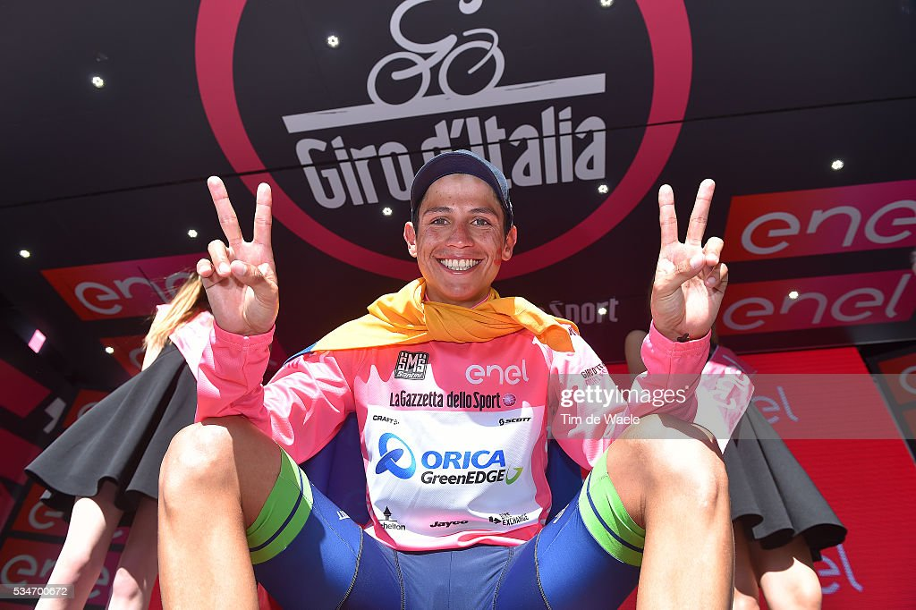 Cycling: 99th Tour of Italy 2016 / Stage 19 : News Photo