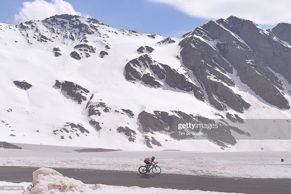 Cycling: 99th Tour of Italy 2016 / Stage 19 : ニュース写真