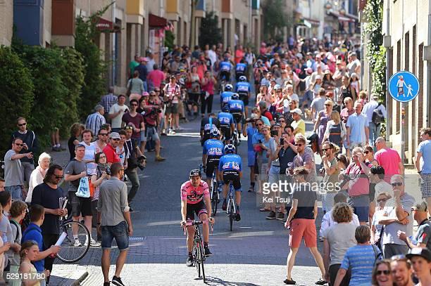 99th Tour of Italy 2016 / Stage 3 Tom DUMOULIN Pink Leader Jersey / Public Fans / Arnhem City / Nijmegen Arnhem / Giro /