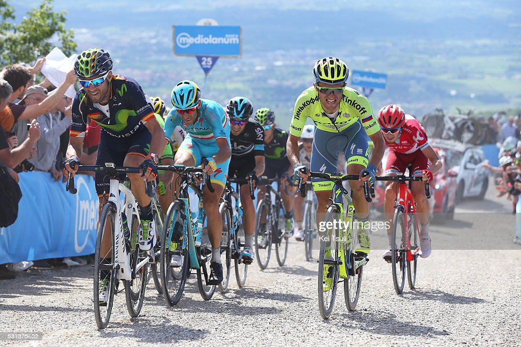 Cycling: 99th Tour of Italy 2016 / Stage 8 : News Photo