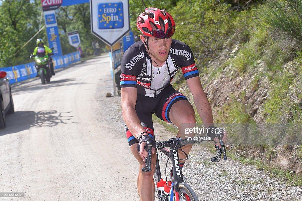 99th Tour of Italy 2016 / Stage 8 Nikias ARNDT (GER)/ Foligno - Arezzo (186km)/ Giro /