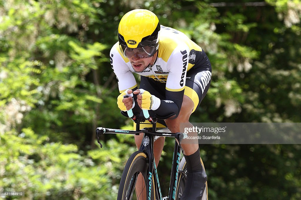Cycling: 99th Tour of Italy 2016 / Stage 9 : News Photo