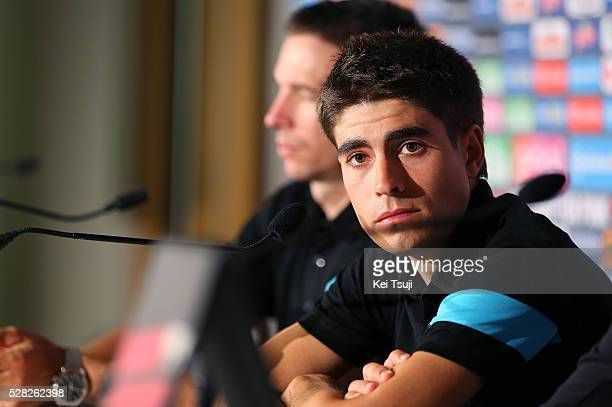99th Tour of Italy 2016 / Team Sky Mikel LANDA / Press Conference Team SKY / Giro /