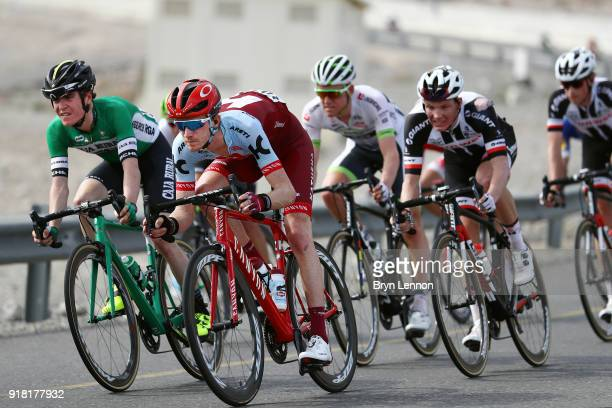 9th Tour of Oman 2018 / Stage 2 Ian Boswell of The United States / Sultan Qaboos University Al Bustan / Oman Tour /