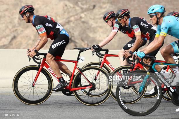9th Tour of Oman 2018 / Stage 2 Nicolas Roche of Ireland / Greg Van Avermaet of Belgium / Sultan Qaboos University Al Bustan / Oman Tour /