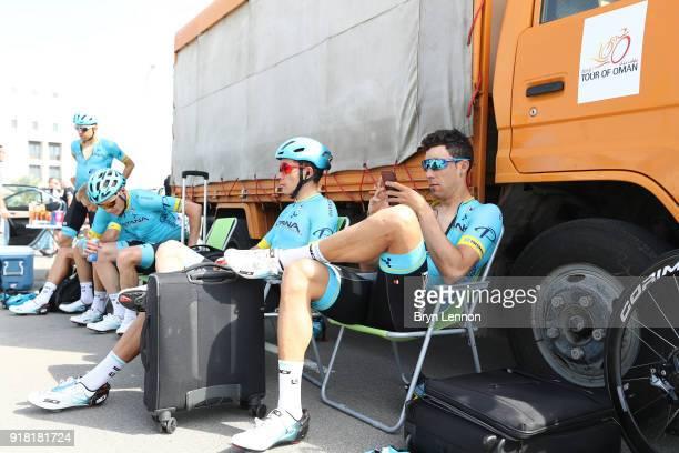 9th Tour of Oman 2018 / Stage 2 Omar Fraile of Spain / Sultan Qaboos University Al Bustan / Oman Tour /