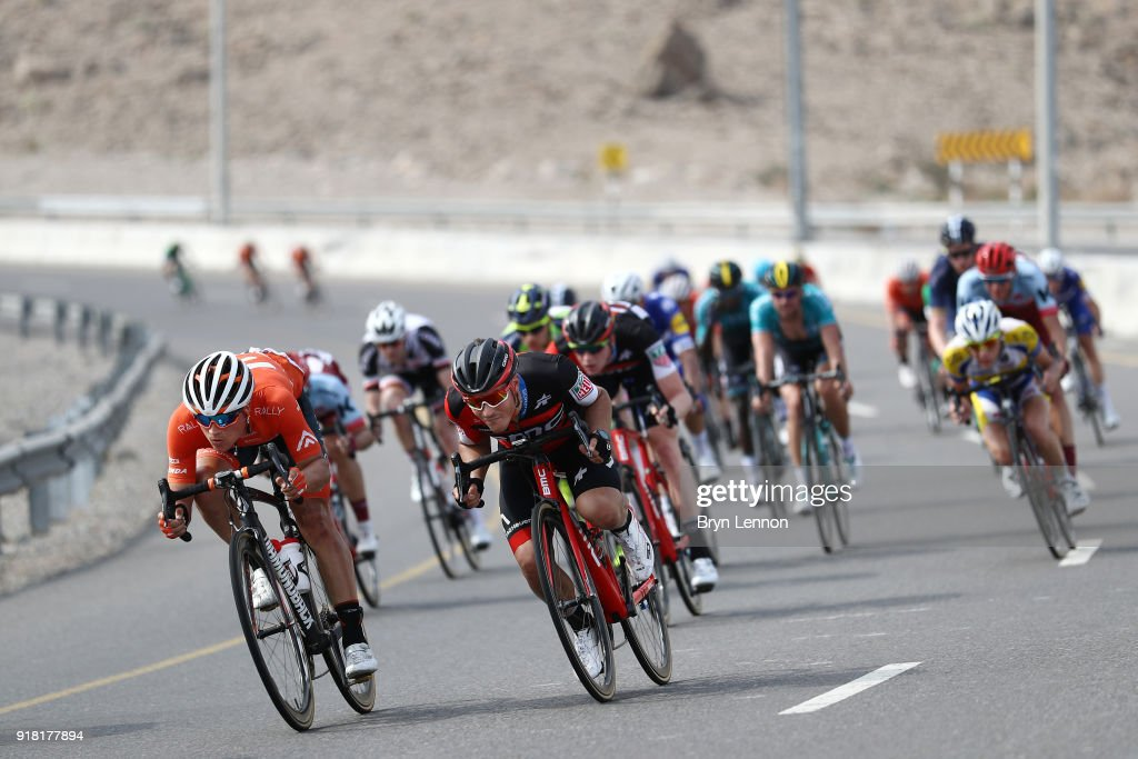 9th Tour of Oman 2018 / Stage 2 Robin Carpenter of The United States