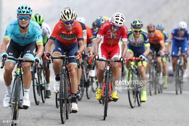 9th Tour of Oman 2018 / Stage 2 Vincenzo Nibali of Italy / Sultan Qaboos University Al Bustan / Oman Tour /