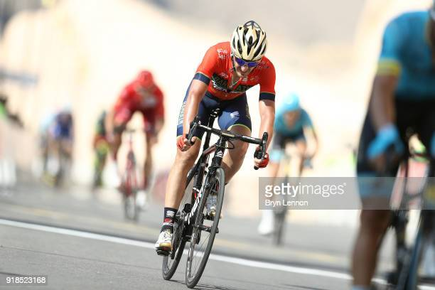 9th Tour of Oman 2018 / Stage 3 Arrival / Gorka Izagirre of Spain / German University of Technology Wadi Dayqah Dam/ Oman Tour /
