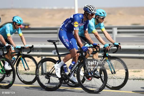 9th Tour of Oman 2018 / Stage 3 Eros Capecchi of Italy / German University of Technology Wadi Dayqah Dam / Oman Tour /