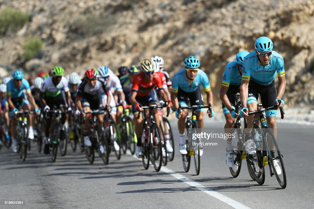 9th Tour of Oman 2018 - Stage Three