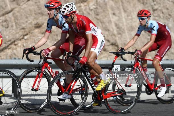 9th Tour of Oman 2018 / Stage 4 Daniel Navarro Garcia of Spain / YitiAl Sifah Ministry of Tourism / Oman Tour /