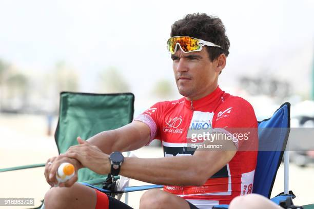 9th Tour of Oman 2018 / Stage 4 Greg Van Avermaet of Belgium Red Leader Jersey / YitiAl Sifah Ministry of Tourism / Oman Tour /