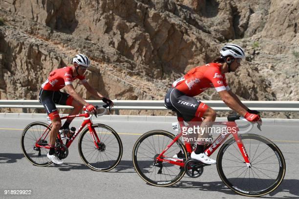 9th Tour of Oman 2018 / Stage 4 Kiel Reijnen of The United States / Peter Stetina of The United States / YitiAl Sifah Ministry of Tourism / Oman Tour...