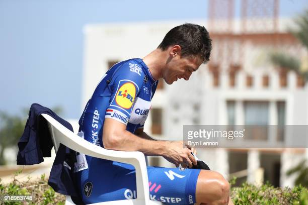9th Tour of Oman 2018 / Stage 4 Niki Terpstra of The Netherlands / YitiAl Sifah Ministry of Tourism / Oman Tour /