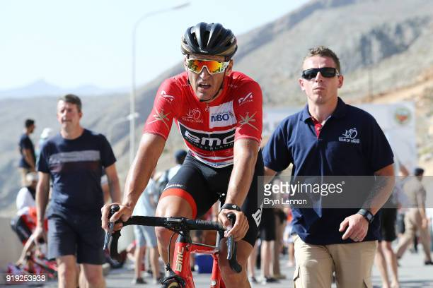 9th Tour of Oman 2018 / Stage 5 Arrival / Greg Van Avermaet of Belgium Red Leader Jersey / Samail Jabal Al AkhdharGreen Mountain 1235m / Oman Tour /