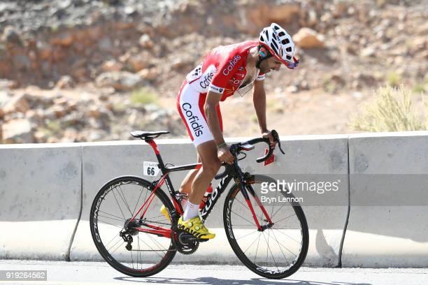 9th Tour of Oman 2018 / Stage 5 Daniel Navarro Garcia of Spain / Samail Jabal Al AkhdharGreen Mountain 1235m / Oman Tour /