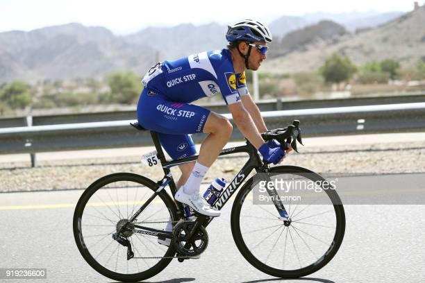 9th Tour of Oman 2018 / Stage 5 Dries Devenyns of Belgium / Samail Jabal Al AkhdharGreen Mountain 1235m / Oman Tour /
