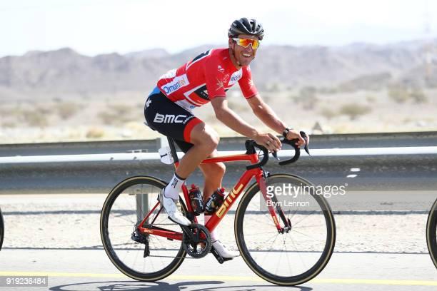 9th Tour of Oman 2018 / Stage 5 Greg Van Avermaet of Belgium Red Leader Jersey / Samail Jabal Al AkhdharGreen Mountain 1235m / Oman Tour /