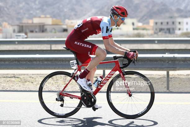 9th Tour of Oman 2018 / Stage 5 Ian Boswell of The United States / Samail Jabal Al AkhdharGreen Mountain 1235m / Oman Tour /