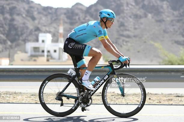 9th Tour of Oman 2018 / Stage 5 Magnus Cort Nielsen of Denmark / Samail Jabal Al AkhdharGreen Mountain 1235m / Oman Tour /