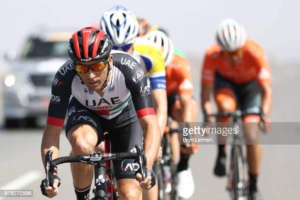 9th Tour of Oman 2018 / Stage 5 Marco Marcato of Italy / Samail Jabal Al AkhdharGreen Mountain 1235m / Oman Tour /
