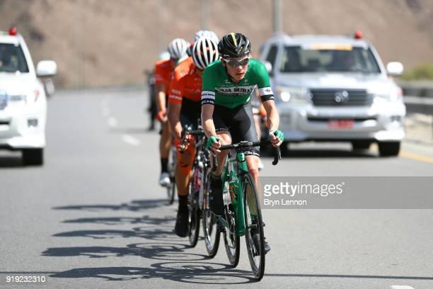 9th Tour of Oman 2018 / Stage 5 Nick Schultz of Australia / Samail Jabal Al AkhdharGreen Mountain 1235m / Oman Tour /