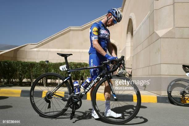 9th Tour of Oman 2018 / Stage 5 Start / Dries Devenyns of Belgium / Samail Jabal Al AkhdharGreen Mountain 1235m / Oman Tour /