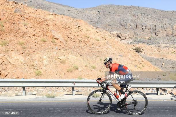 9th Tour of Oman 2018 / Stage 5 Vincenzo Nibali of Italy / Samail Jabal Al AkhdharGreen Mountain 1235m / Oman Tour /