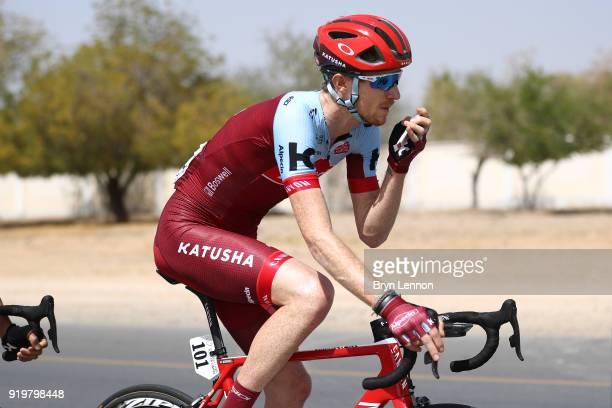 9th Tour of Oman 2018 / Stage 6 Ian Boswell of The United States / Al Mouj Muscat Matrah Corniche / Oman Tour /