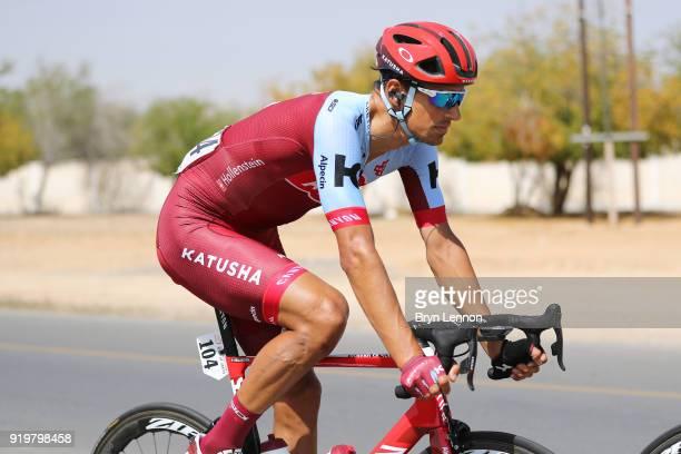9th Tour of Oman 2018 / Stage 6 Reto Hollenstein of Switzerland / Al Mouj Muscat Matrah Corniche / Oman Tour /