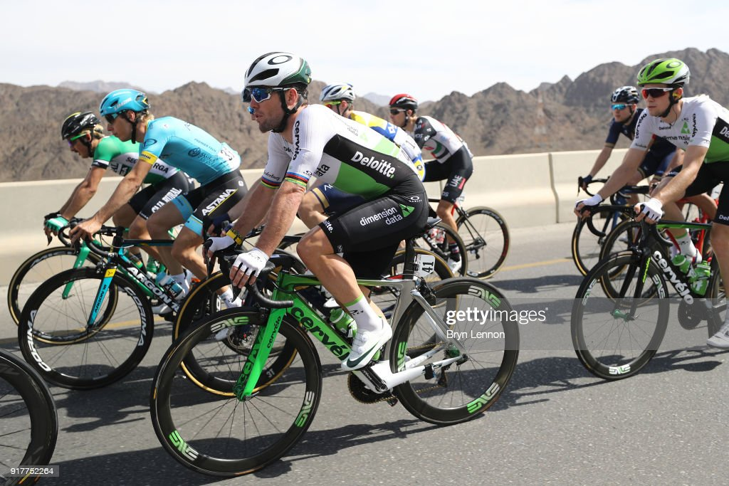 9th Tour of Oman 2018 / Stage1 Mark Cavendish of Great Britain / Nizwa - Sultan Qaboos University (162.5km)/ Oman Tour /