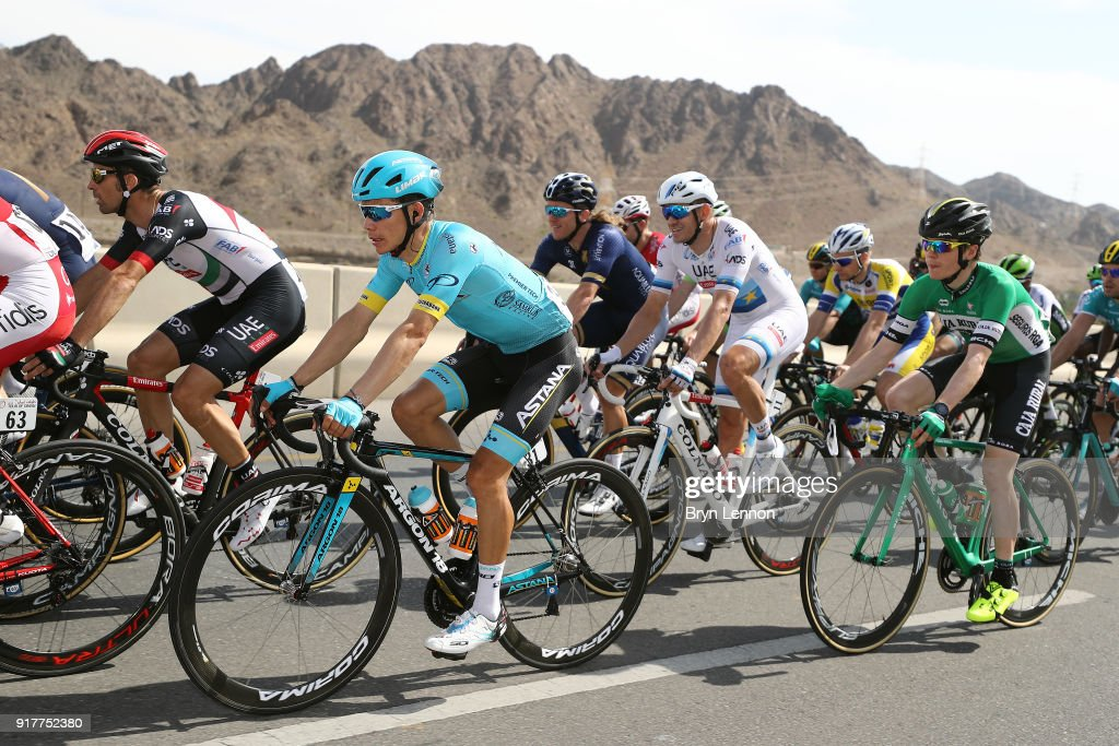 9th Tour of Oman 2018 / Stage1 Miguel Angel Lopez of Colombia / Nizwa - Sultan Qaboos University (162.5km)/ Oman Tour /