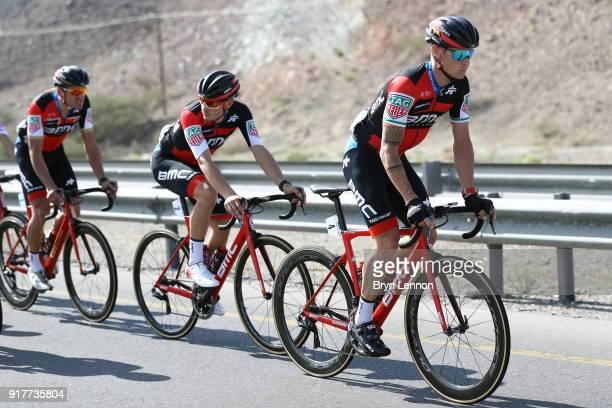 9th Tour of Oman 2018 / Stage1 Nicolas Roche of Ireland / Alberto Bettiol of Italy / Nizwa Sultan Qaboos University / Oman Tour /