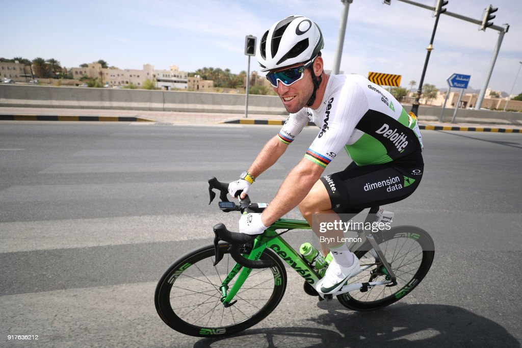 9th Tour of Oman 2018 / Stage1 Start / Mark Cavendish of Great Britain / Nizwa - Sultan Qaboos University (162.5km)/ Oman Tour /