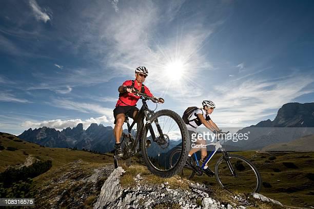 Fahrrad-Abenteuer