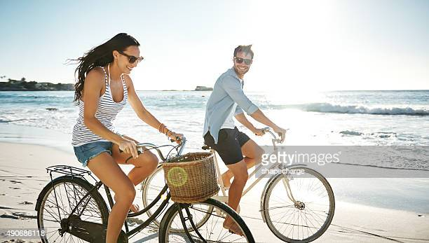 Cycling as a couple