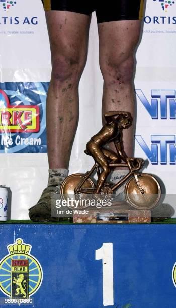 Belgian Championship Cyclo-Cross /Illustration, Illustratie, Coupe, Beker, Championats De Belgique, Belgische Kampioenschappen Veldrijden, Elites