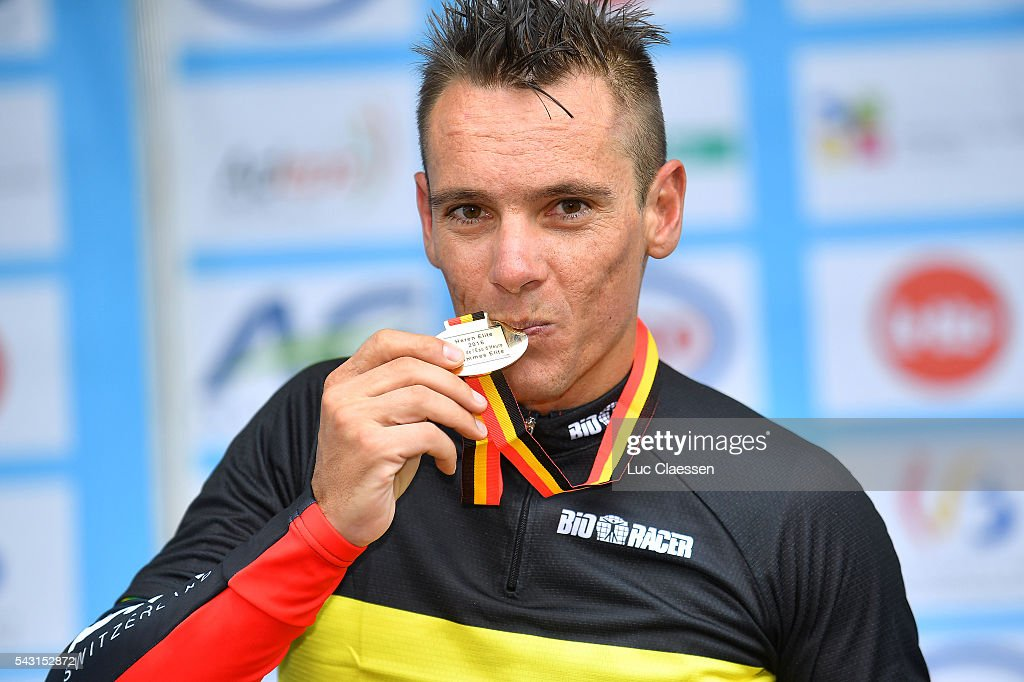 Cycling: Belgian Road Championship 2016 / Elite Men / : News Photo