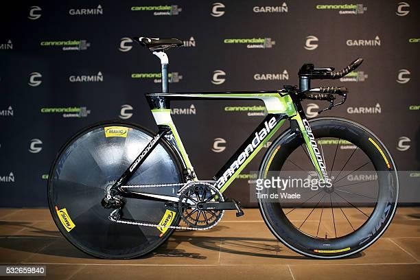 Cannondale Garmin Pro Cycling Team 2015 Team Presentation Illustration Illustratie/ Cannondale Garming Pro Cycling Team Bike/ Team Presentation/ Tim...