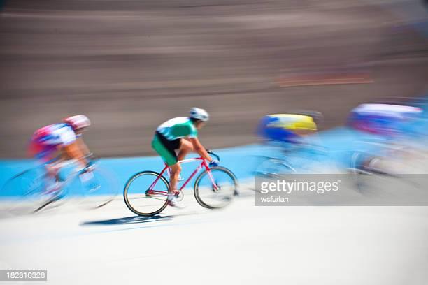 Compétition de cyclisme