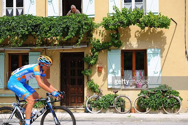 Criterium du Dauphine 2010 / Stage 4 Saint-Paul-Trois-Chateaux - Risoul / Etape Rit / Tim De Waele