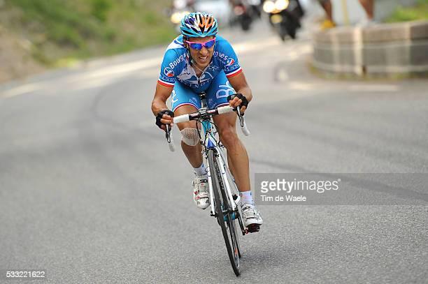 Criterium du Dauphine 2010 / Stage 4 VOGONDY Nicolas / Saint-Paul-Trois-Chateaux - Risoul / Etape Rit / Tim De Waele